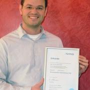Auszeichnung als Klimaneutraler Betrieb