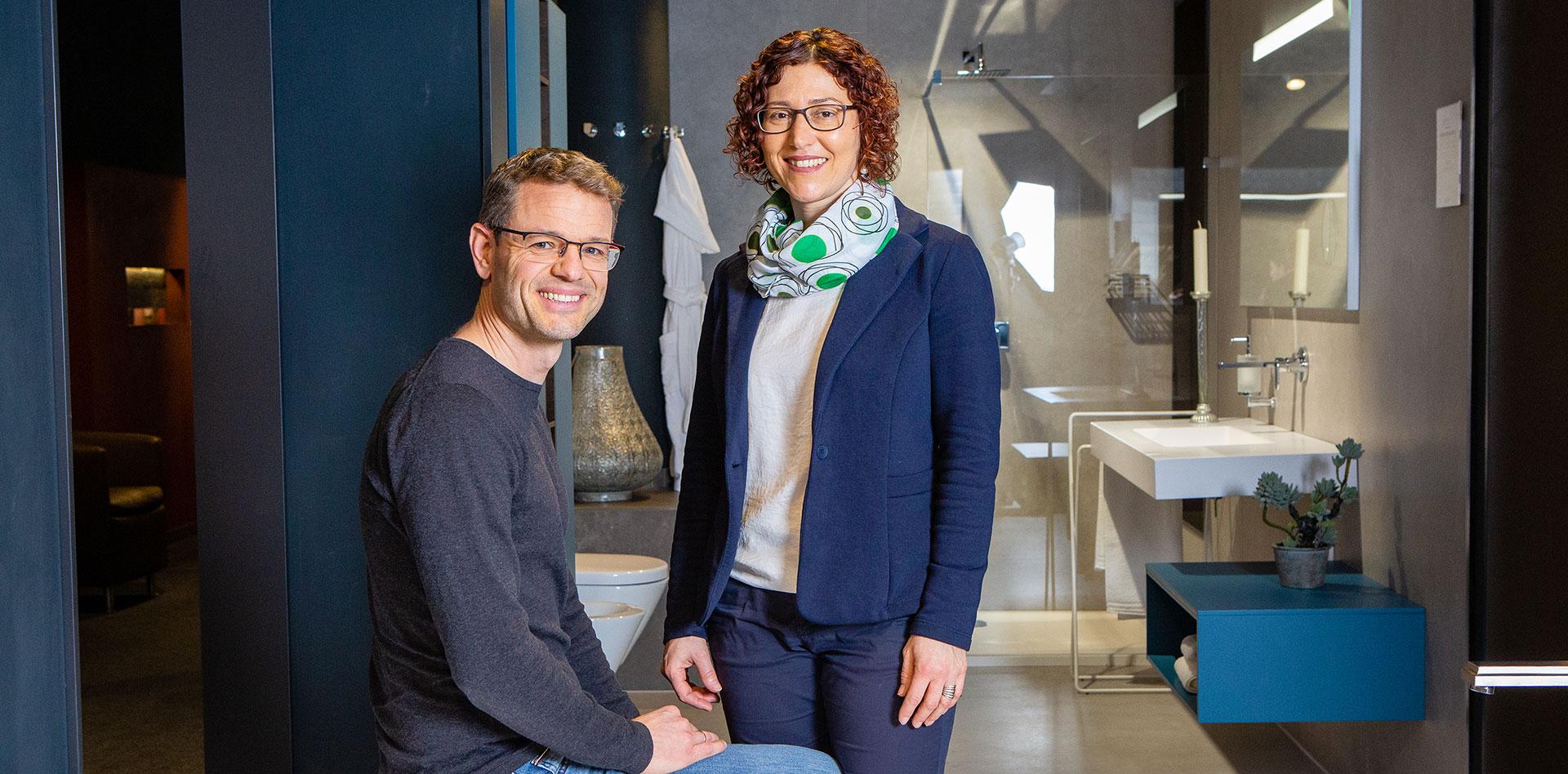 Kerstin und Frank Jäger